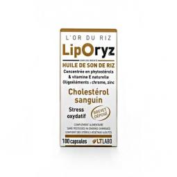 Liporyz® - 100 ou 200 capsules