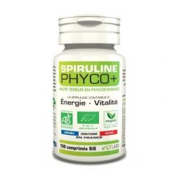 Spiruline Phyco+ - 180 comprimés