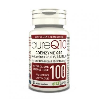 PureQ10 - 30 gélules