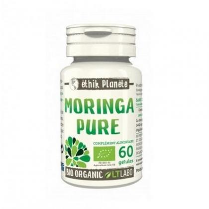Moringa Pure - 60 gélules végétales