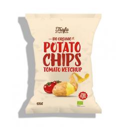 Chips Pommes De Terre Ketchup 125g