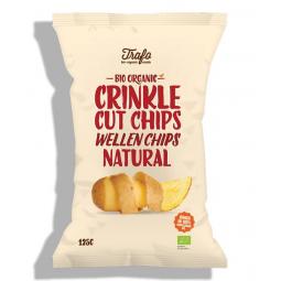 Chips Pommes De Terre Striées 125g