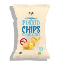 Chips Pommes De Terre Sans Sel 125g