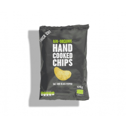 Chips Pommes De Terre à l'Ancienne Poivre 125g
