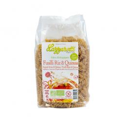 Fusilli riz et quinoa sans gluten - 250g