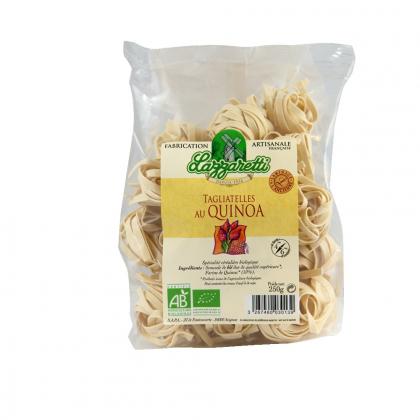 Tagliatelles au quinoa 250g - LAZZARETTI
