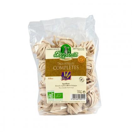 Tagliatelles complètes 250g - Lazzaretti