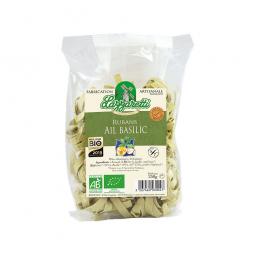 Rubans à l'ail et au basilic 250g - Lazzaretti