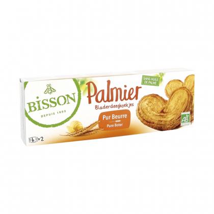 Palmiers pur beurre - 100g