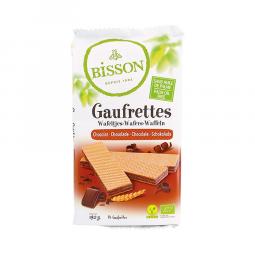 Gaufrettes au chocolat - 190g