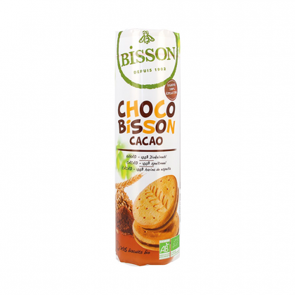 Biscuits Choco Bisson cacao - 300g