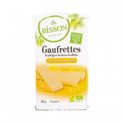 Gaufrettes citron - 190g