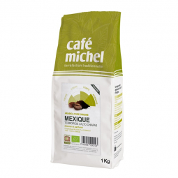 Café Mexique grains - 1kg