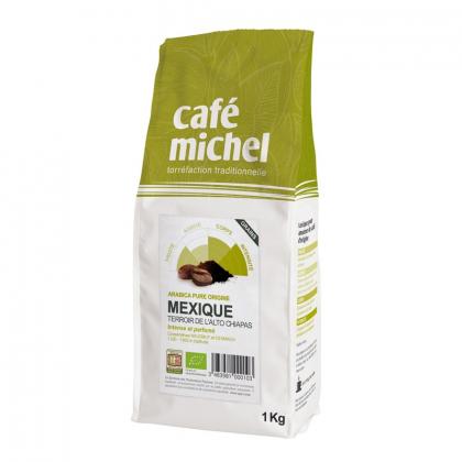 Café Mexique grains - 1kg