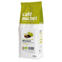 Café Mexique moulu - 500g