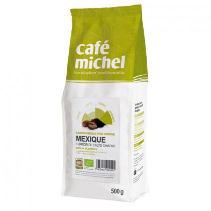 Café Mexique moulu - 500g