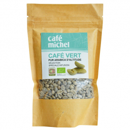 Café vert grains - 250g