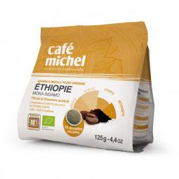 Café Ethiopie dosettes - 125g