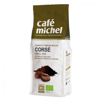Café mélange corsé moulu - 250g