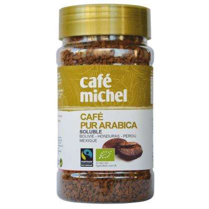 Café soluble pur arabica - 100g