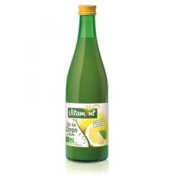 Pur jus de citron - 50cL