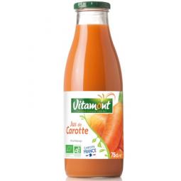 Jus de carotte - 75cL