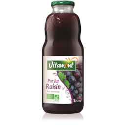 Pur jus de raisin - 1L