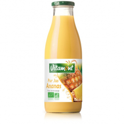 Pur jus d'ananas - 75cL