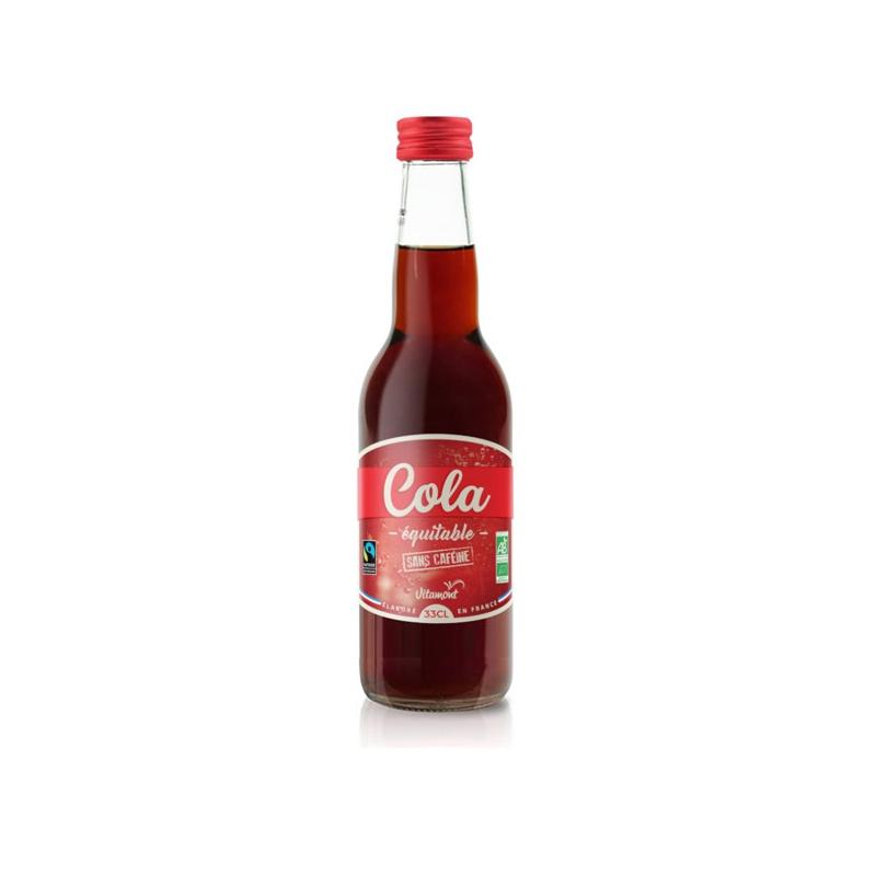 Cola équitable - 33cL