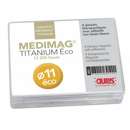 Aimants thérapeutiques Medimag eco - Ø11