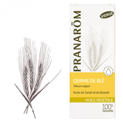 Huile végétale Germe de blé - 50m