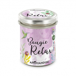 Bougie d'ambiance Relax - 150g