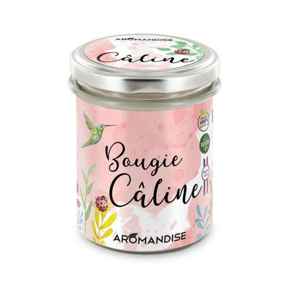 Bougie d'ambiance Caline - 150g