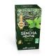 Thé vert Sencha menthe - 18 infusettes