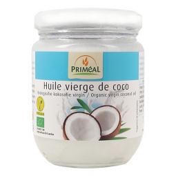 Huile vierge de coco - 200ml