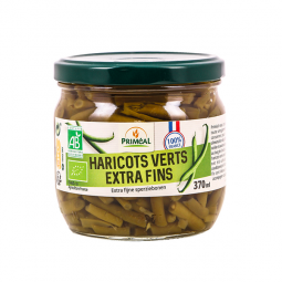 Haricots verts extra fins - 370ml