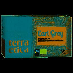 Thé noir Earl grey - 20 sachets