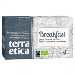 Thé noir breakfast - 20 sachets