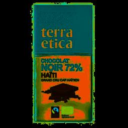 Chocolat noir 72% Haïti - 100g