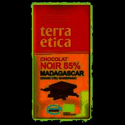 Chocolat noir 85% Madagascar - 100g