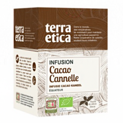 Infusion cacao cannelle - 20 sachets