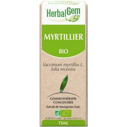 Myrtillier - Macérat-mère 15ml