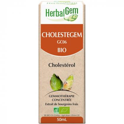 Cholestegem - Complexe de bourgeons 50ml
