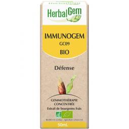 Immunogem - Complexe de bourgeons 50ml
