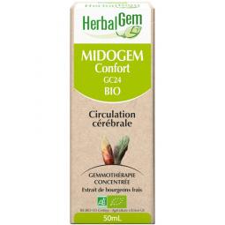 Midogem Confort - Complexe de bourgeons 50ml