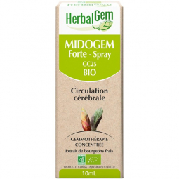 Midogem Forte - Complexe de bourgeons Spray 10ml