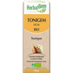 Tonigem - Complexe de bourgeons 15ml