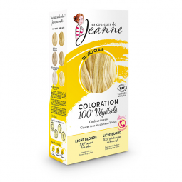 Coloration blond clair - 2x50g