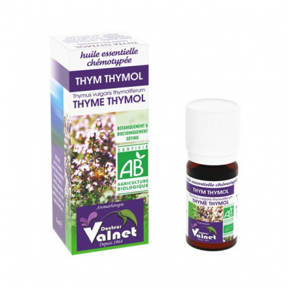 Huile essentielle de Thym Thymol - 5ml