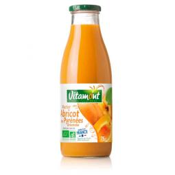 Nectar d'abricots - 75cl